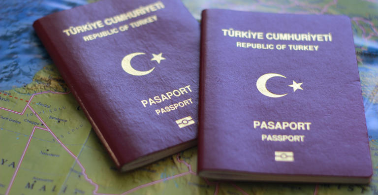 Republic of Turkey passports